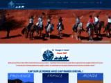 Randonnee equestre et voyage a cheval France, Europe et dans le monde