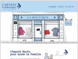 Vêtements bretons Captain Corsaire