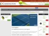 Equipement de tennis : la sélection matériel par Carringtonsport !