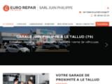 Carrosserie Juin Philippe - Le garage