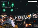 Carte Thaïlande – Couple Franco-Thaï vous présente la Thaïlande !