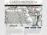 Carto-Mondo.fr, le monde par les cartes | Un atlas mondial de cartes anciennes et contemporaines