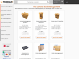 Carton Shop: cartons et accessoires de déménagement