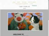 cat, painting, animals