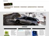 Casa-sud, produits d'entretien écologiques & cosmétiques bio - Casa-sud