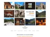 Casa rural 'adobe' > valdemaluque, soria > chambres d'hotes en espagne