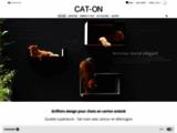 cat-on.fr :: Griffoirs Design et Ecologiques pour Chats :: Meubles et Arbres à Chats