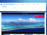 Catamaran Duo Charter