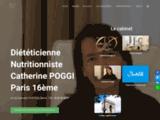 Catherine Poggi, Diététicienne Nutritionniste Paris 17