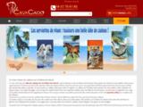 Cadeaux chevaux : Boutique en ligne Cavacado,tee-shirt cheval,bijoux cheval....