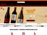 Cave à vin online : Cavissima, Cave a vin de vieillissement, de conservation