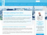 Docteur Weiss chirurgien esthétique à Paris et Bruxelles