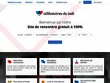 Rencontre 100% Gratuit sur CelibatairesDuWeb.com