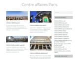 Centre d'affaires Paris : Location bureau, domiciliation entreprise, salle de réunion | Servcorp Paris