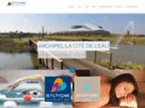 Archipel La cité de l'eau - Centre aquatique - Agde