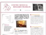 Centre Médical et Paramédical Benjamin Franklin, cabinet de médecins à Paris (France) au Trocadéro dans le 16e arrondissement, consultation de docteurs