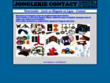 Jonglerie Contact: Magasin de jonglerie, diabolo, monocycle, cerf-volant, magie etc...