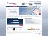 CertifAuto | Certificat de Conformité Européen Auto Moto
