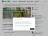 DEKRA Certification - Diagnostiqueurs immobiliers