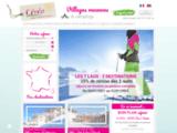 Cévéo : Gestion de villages et résidences de vacances
