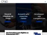 Formations pilotage de drones, opérateur prise de vue aérienne - CFAD