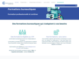 CG Proformation - Formations bureautique (excel, word, powerpoint, outlook, access)
