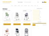 Chaise Haute Bébé, le meilleur comparateur en ligne
