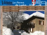 Location chalet de montagne à Valloire