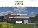 Chalets Diane, constructeur de maisons en bois, Vosges (88)