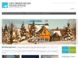 Hébergement de ski [ imcha Quebec ]