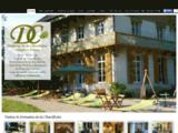 Chambre d'Hôte à Besançon, Doubs - Le domaine de la Chevillotte