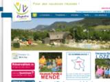Location de GÎTES, accueil de GROUPES, AUBERGE de JEUNESSE : Domaine du Chapitre à MENDE en Lozère