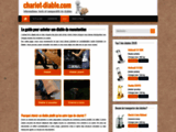 Chariot-diable.com - Tests et comparatifs de diables de manutention