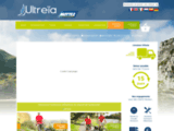 Matériel de randonnée Ultreia : chariot trekking, remorque vélo