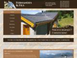 Charpentier à Modane en Savoie 73