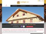 Charpente MP - Constructeur de maisons en bois, Doubs