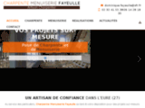 Charpente et Menuiserie Fayeulle à Epaignes, dans l'Eure (27)