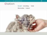 ChatDom - Cat sitting et visites à domicile