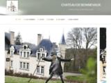 Chambres d'hotes pres de Lyon - CHATEAU DE BONNEVAUX