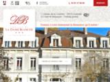 Hotel Restaurant Besancon : La Dame Blanche