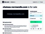 Chambres hotes avec spa et sauna en normandie, relais bio, Château de Villiers en Normandie