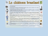 Le chateau branlant. découverte de la Maurienn en Savoie