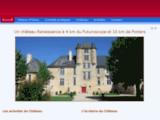 Le Château d'Avanton - location vacances, séminaires, salle de réception, location de salles, appartement de vacances, salle de mariage, salle des fêtes, Poitiers, Vienne, Poitou-Charentes, 86