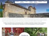 Site officiel du château de Cazeneuve