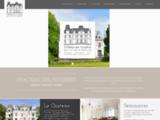 Chateau des Fougères : gite et chambres d'hôtes avec vue mer à Deauville | Découvrez le Chateau des Fougères : gîte et chambres d'hôtes avec vue mer à Deauville, parfait pour la relaxation et les escapade romantiques !