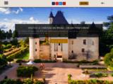 Château du Rivau, ses écuries royales et ses jardins de conte de fées