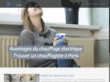 Blog d'informations sur le chauffage à Paris