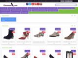 Chaussures femme pas chères avec Chaussmoi