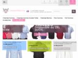 Chemise Web - Chemises homme accessoires de mode