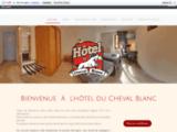 Hôtel du cheval Blanc ** à Barcelonnette vallée de l'Ubaye (04)